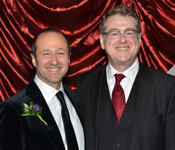 Steven Lutvak and Robert L. Freedman are the Tony-nominated authors behind A Gentleman's Guide to Love and Murder.
