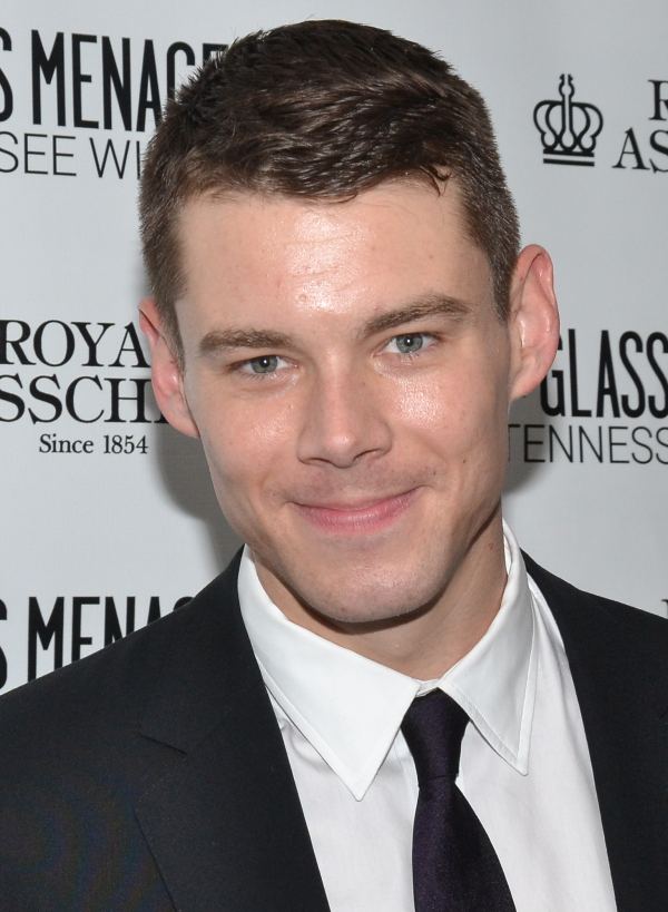 Brian J. Smith is a first-time nominee for his performance in The Glass Menagerie.