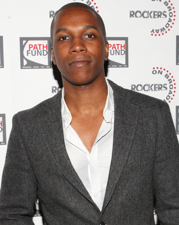 Leslie Odom Jr. will perform in the Encores! Off-Center production of Jonathan Larson's tick, tick…BOOM!, directed by Oliver Butler, at New York City Center.