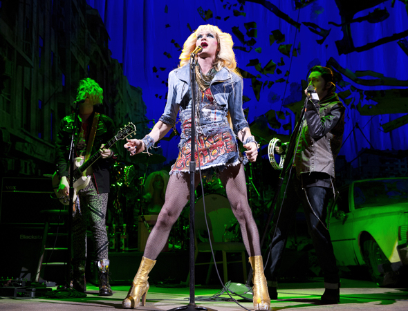 Neil Patrick Harris is nominated for an Astaire Award for his work in Broadway's Hedwig in Hedwig and the Angry Inch.