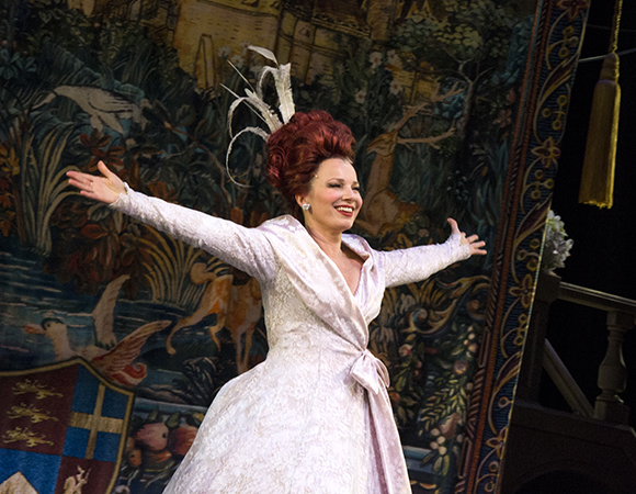 Fran Drescher has extended her engagement in Broadway's Cinderella through June 29.