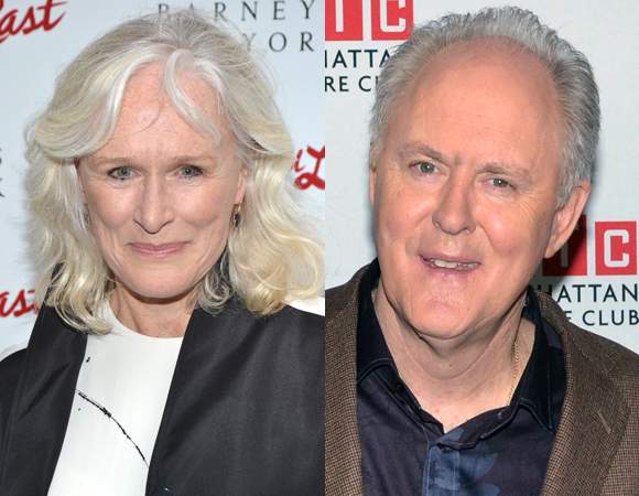 Glenn Close and John Lithgow will headline a fall Broadway revival of Edward Albee's A Delicate Balance at the John Golden Theatre.