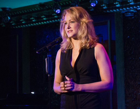 Katie Finneran brings her new solo show, titled It Might Be You — A Funny Lady's Search for Home, to 54 Below May 28-31.