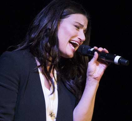 Idina Menzel will perform from the musical If/Then on the 2014 Tony Awards telecast, broadcast June 8 on CBS.