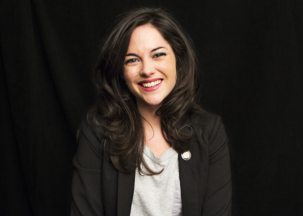 Irish actress Sarah Greene is a 2014 Tony Award nominee for her performance as Helen in Martin McDonagh's The Cripple of Inishmaan.