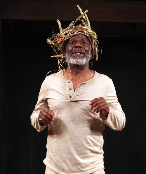 Joseph Marcell will take on the title role in Bill Buckhurst's production of Shakespeare's King Lear, running from September 30-October 12 at the NYU Skirball Center.