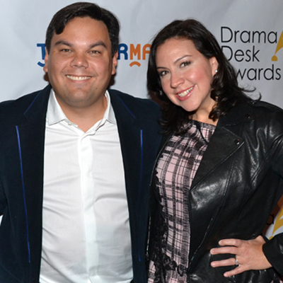 Robert Lopez and Kristen Anderson-Lopez's new musical Up Here will premiere as part of La Jolla Playhouse 2015-2016 season.