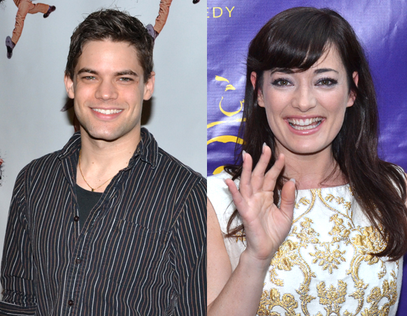 Jeremy Jordan and Laura Michelle Kelly will play J.M. Barrie and Sylvia Llewelyn Davies in the new musical Finding Neverland at the American Repertory Theater this summer.