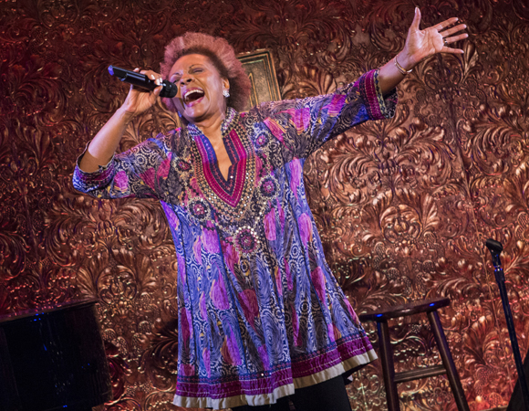 Leslie Uggams' Classic Uggams will play two performances at 54 Below on June 6 and 7.