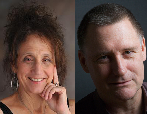 Choreographer Liz Lerman and actor Bill Pullman collaborate on Healing Wars, a new theatrical dance piece about the legacy of war and healing, now at Arena Stage.