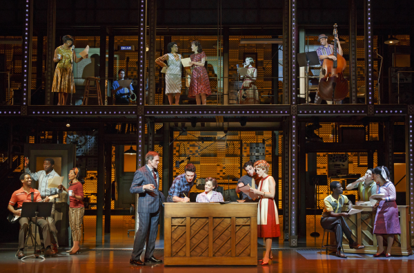The ensemble of Broadway's Beautiful — The Carole King Musical will receive Actors' Equity Association's 2014 ACCA Award for Outstanding Chorus.