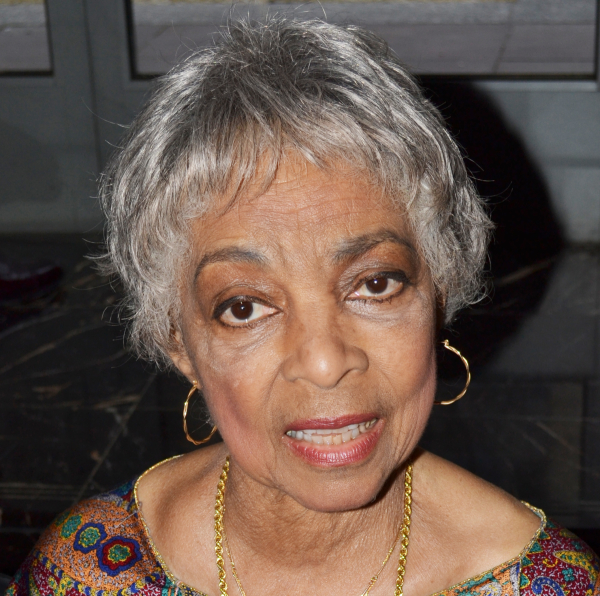 Ruby Dee attends a 2011 event in honor of Woodie King Jr.'s New Federal Theater.