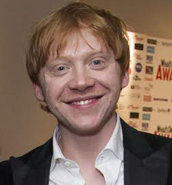 Rupert Grint will make his Broadway debut in Terrence McNally's It's Only a Play this October at the Gerald Schoenfeld Theatre.
