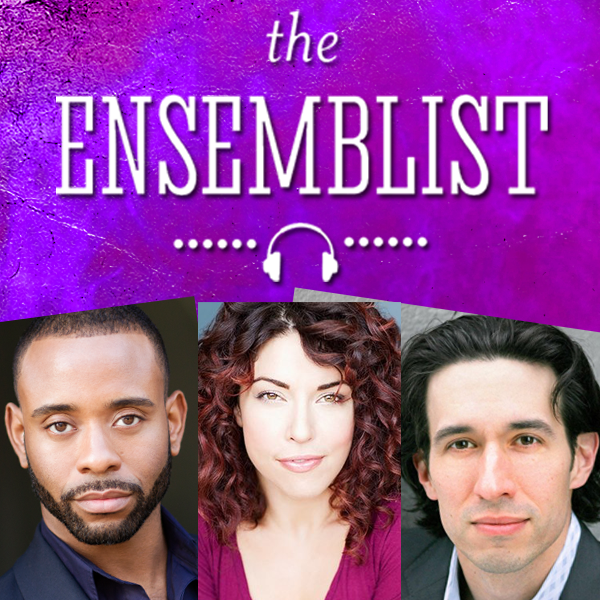 Broadway dancers James Brown III, Lindsay Janisse, and Josh Rhodes will be featured on the Broadway Bares episode of The Ensemblist.