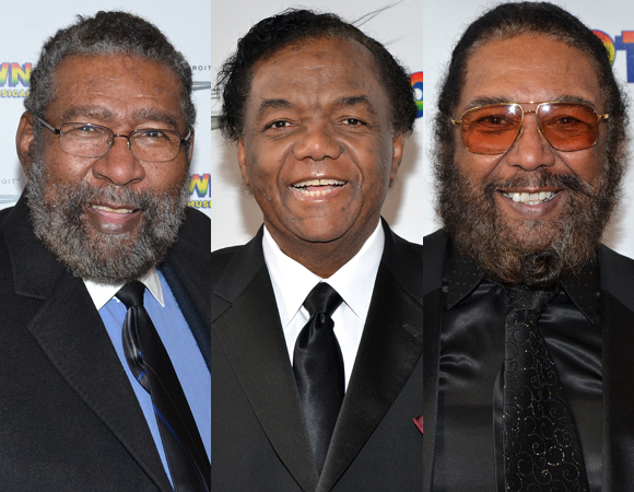 Legendary Motown songwriters Brian Holland, Lamont Dozier, and Eddie Holland have written the score for a musical version of The First Wives Club.