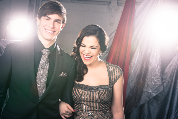 Derek Klena and Lindsay Mendez bring their concert #Klendez to Broadway night spit 54 Below.