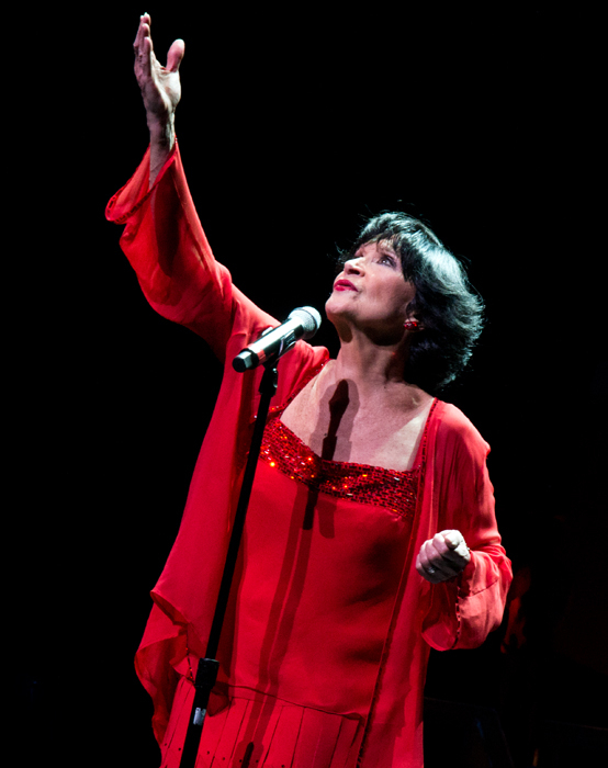 Chita Rivera leads the cast of Williamstown Theatre Festival's production of Kander and Ebb's The Visit.