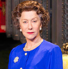 Helen Mirren as Queen Elizabeth II in Peter Morgan's The Audience.