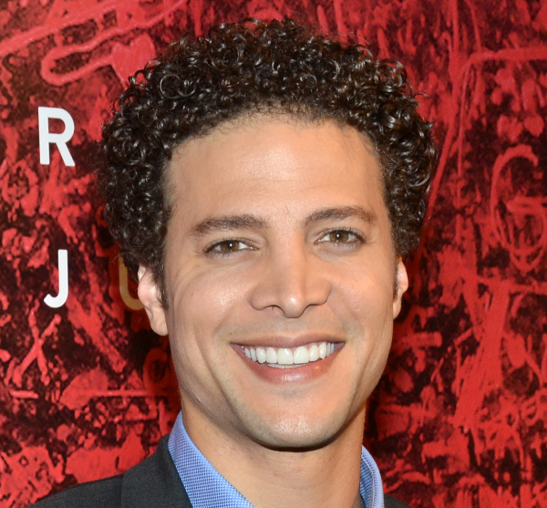 Wicked star Justin Guarini will take part in the NYCLU's annual Broadway Stands Up for Freedom benefit, to be held on July 21.