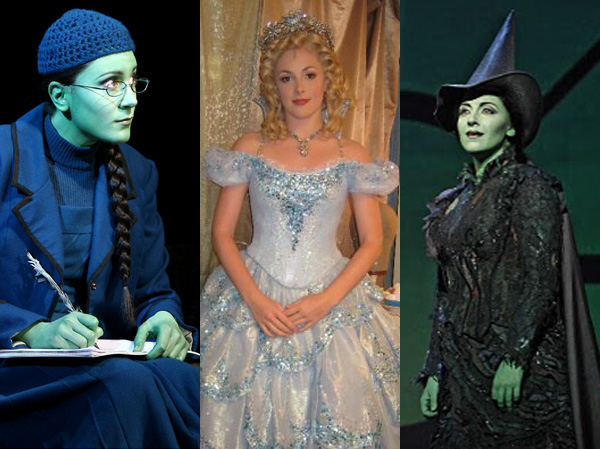 Dee Roscioli, Kate Fahrner, and Donna Vivino have all starred in Wicked. Now they're appearing together in Douglas J. Cohen's The Gig at NYMF.