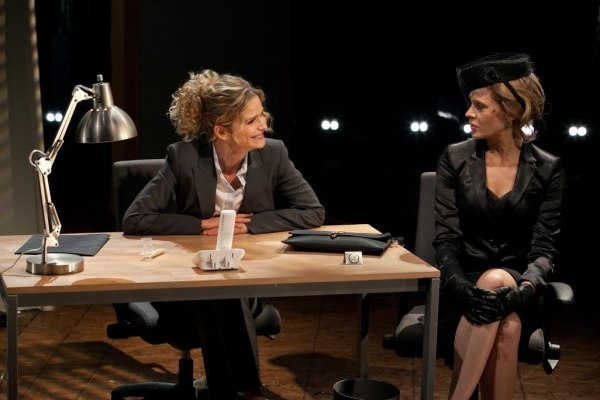 Kyra Sedgwick and Annika Boras will star in John Patrick Shanley's The Danish Widow during New York Stage and Film's Powerhouse Theater season at Vassar College.