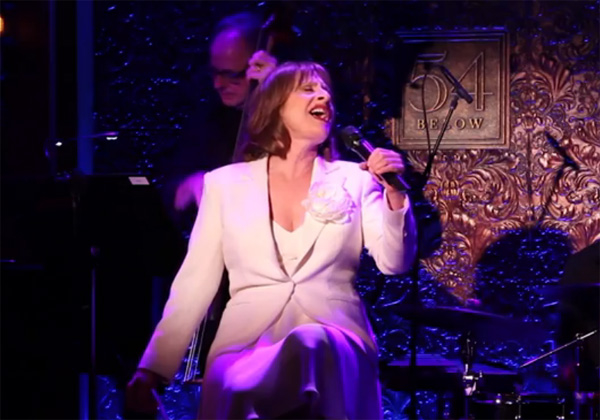 Patti LuPone stars in The Lady With the Torch at 54 Below.