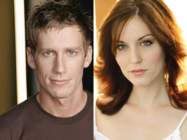 Andrew Samonsky and Mara Davi will costar in the industry reading of Somewhere in Time, directed by Dan Knechtges.