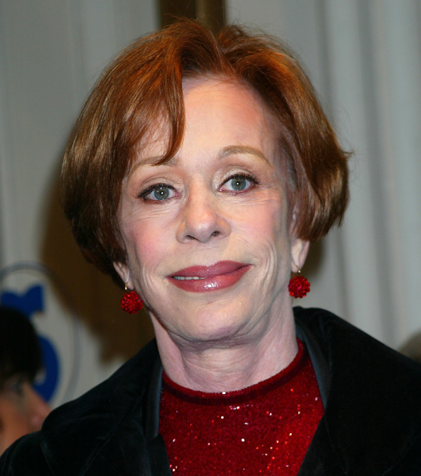 Carol Burnett will return to Broadway this fall as part of the rotating company of A.R. Gurney's Love Letters at the Nederlander Theatre.