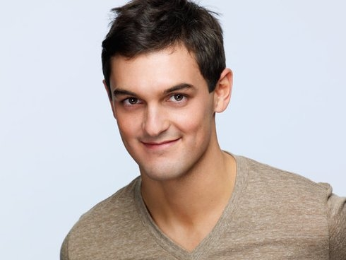 Wesley Taylor will play the Emcee in Signature Theatre's production of Cabaret in the spring of 2015.