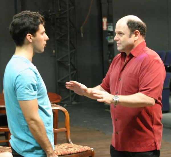 Jason Alexander directs Noah James in Neil Simon's Broadway Bound at the Odyssey Theatre Ensemble in Los Angeles.