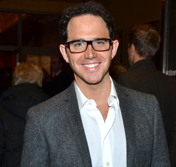 Santino Fontana will join the cast of August's edition of Celebrity Autobiography.