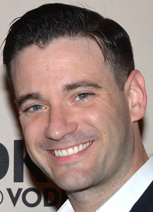 Colin Donnell plays Monty in Violet.