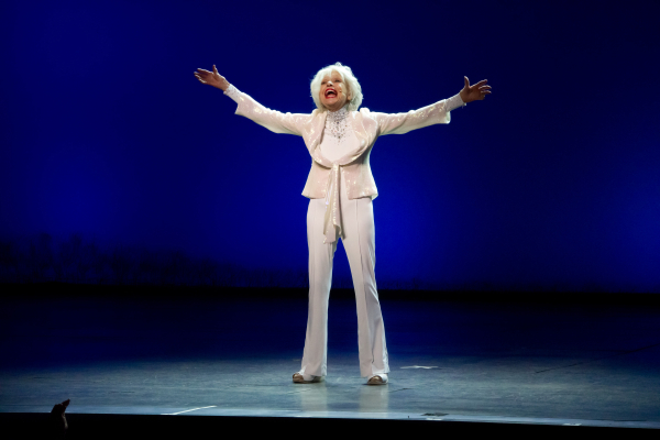 "Carol Channing will make her Provincetown debut tonight in ""An Evening With Carol Channing""."