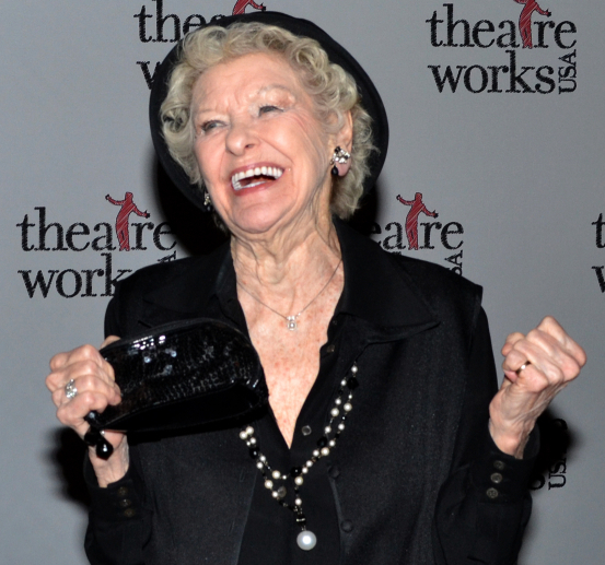 Broadway legend Elaine Stritch will be celebrated at 54 Sings Elaine Stritch on September 12.
