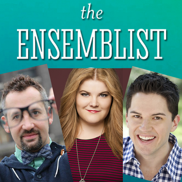 Broadway performers Ben Cameron, Ryann Redmond, and Kevin Duda, are featured on episode 29 of The Ensemblist entitled Readings and Workshops.
