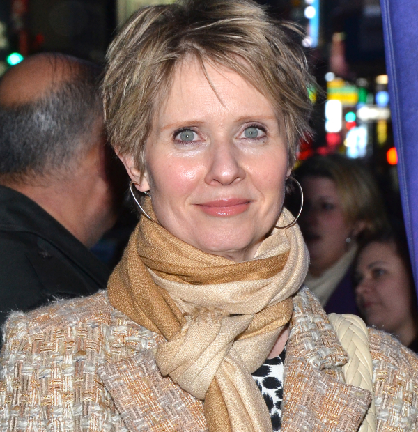 Cynthia Nixon will lead the cast of Public Forum's Drama Club: Seagulls reading.