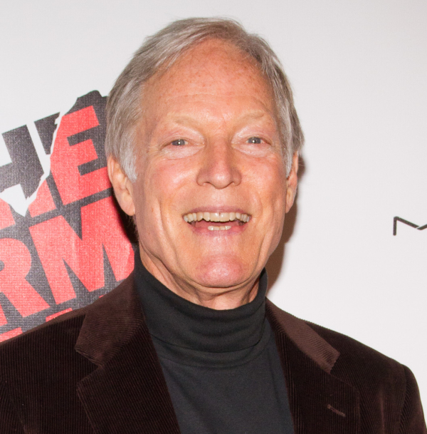 Richard Chamberlain will return to the New York stage to star in David Rabe's Sticks and Bones for The New Group.