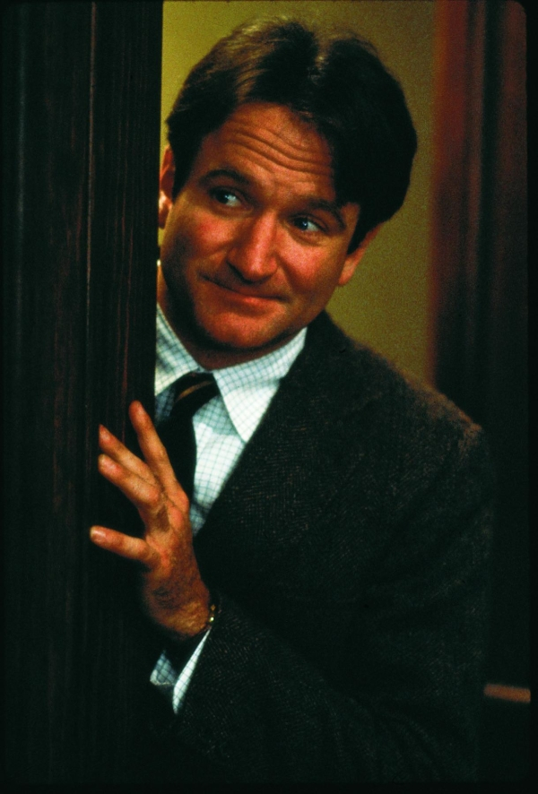 Robin Williams died early this week at the age of 63.