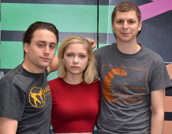Kieran Culkin, Michael Cera, and Tavi Gevinson make up the cast of This Is Our Youth on Broadway.