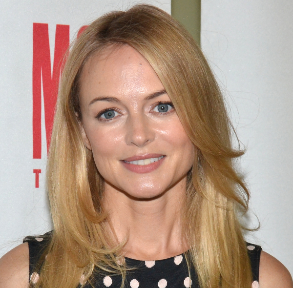 Heather Graham has departed the cast of Neil LaBute's new off-Broadway comedy The Money Shot to pursue an unexpected film opportunity.