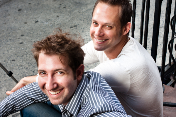 Sam Carner and Derek Gregor bring their 6th annual Barely Legal Show-Tune Extravaganza to 54 Below.