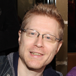 Anthony Rapp will perform at 54 Below for the soundtrack release party of Grind: The Movie on September 1.