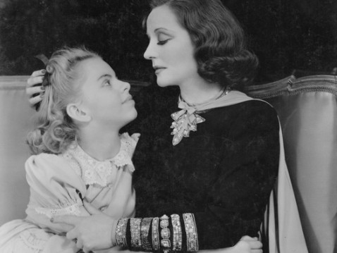 Joan Shepard (left) and Tallulah Bankhead (right) in the 1945 Broadway production of Philip Barry's Foolish Notion at the Martin Beck Theatre. Shepard's experiences in that play (and others) are recounted in her solo show, Confessions of Old Lady #2.