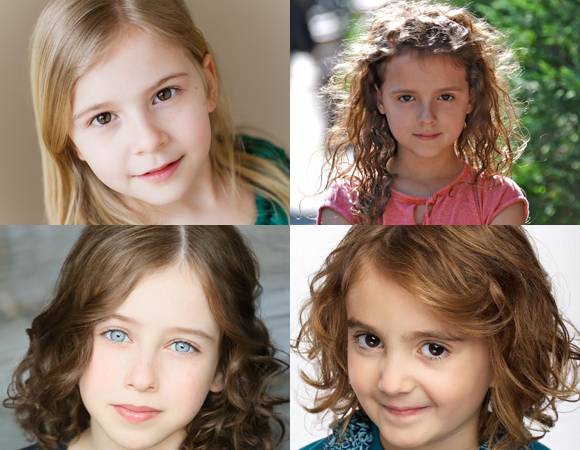 Brooklyn Schuck, Fina Strazza, Tori Feinstein, and Eliza Holland Madore are the latest actresses to take on the title role in Broadway's Matilda.