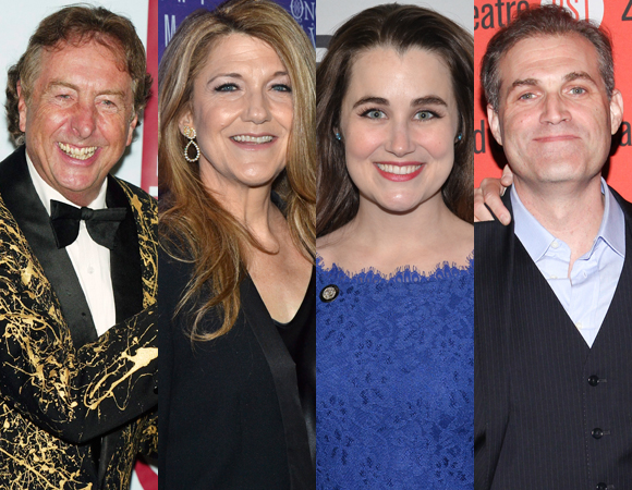 Eric Idle, Victoria Clark, Lauren Worsham, and Marc Kudisch will star in Idle's Not the Messiah at Carnegie Hall.