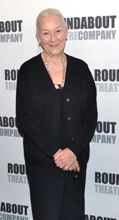 Rosemary Harris stars in the revival of Tom Stoppard's Indian Ink, directed by Carey Perloff, at The Laura Pels Theatre.