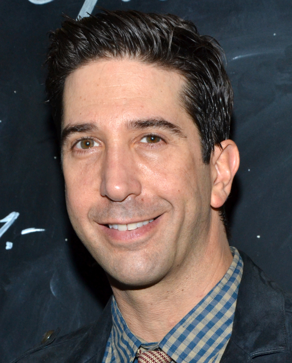 David Schwimmer will direct a reading of Stephen Belber's Shut Up When You Talk To Me on October 6.