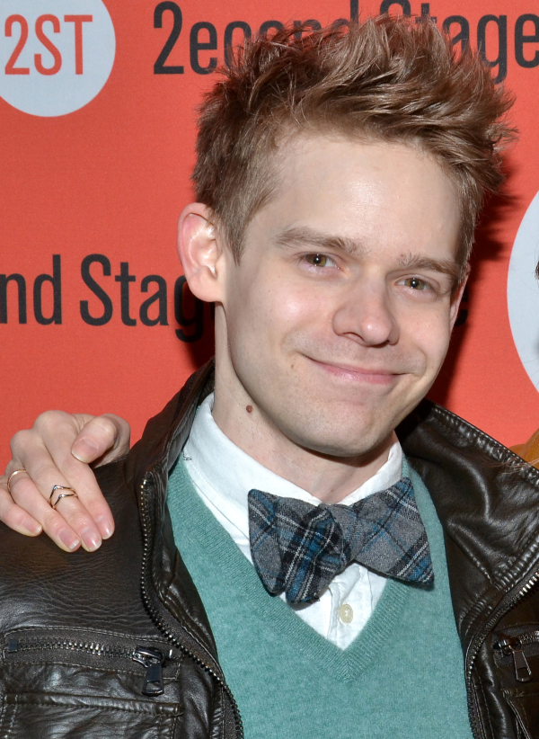 Andrew Keenan-Bolger will perform songs from Miller and Tysen's Tuck Everlasting at 54 Below on September 15.