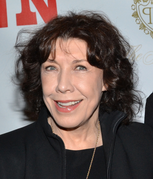 Lily Tomlin is among this year's Kennedy Center honorees.