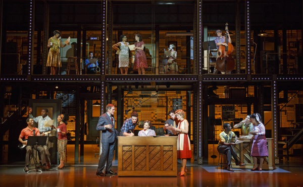 Broadway's Beautiful — The Carole King Musical will expand to London in 2015.